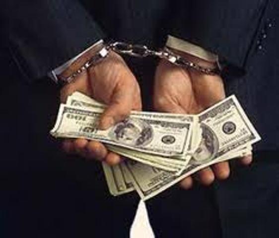 Les américains sonnent l'alerte: le coup global de la corruption estimé à 307 milliards F CFA...