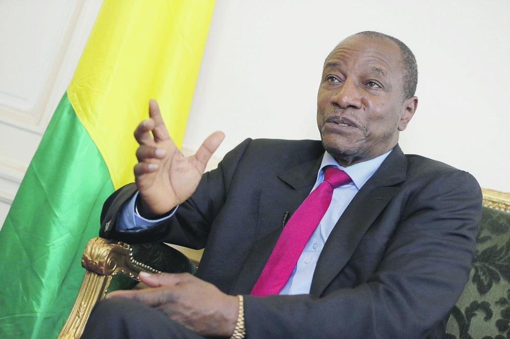 Guinée: Alpha Condé reconduit Mohamed Saïd Fofana au poste de Premier ministre