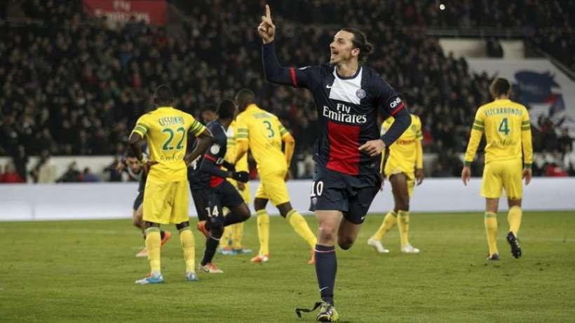 Auteur d'un doublé hier soir contre Nantes (5-0), Zlatan Ibrahimovic a atteint la barre des 300 buts inscrits durant sa carrière. Un exploit de plus pour ce joueur hors-norme.