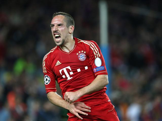 Ballon d'Or Ribéry : «Ça fait mal au coeur»