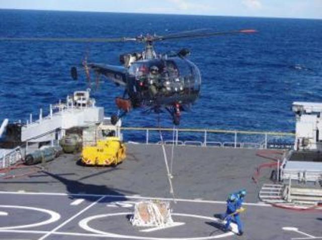Un bateau pirate arraisonné au large d'Oman