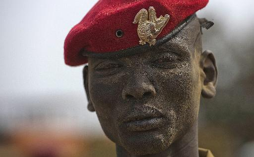 Soudan du Sud: les pays de la région approuvent l'envoi d'une force