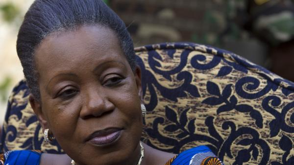 Centrafrique: rétablir la sécurité, défi majeur de Samba-Panza
