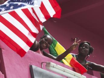 Washington veut combler son retard sur le marché africain