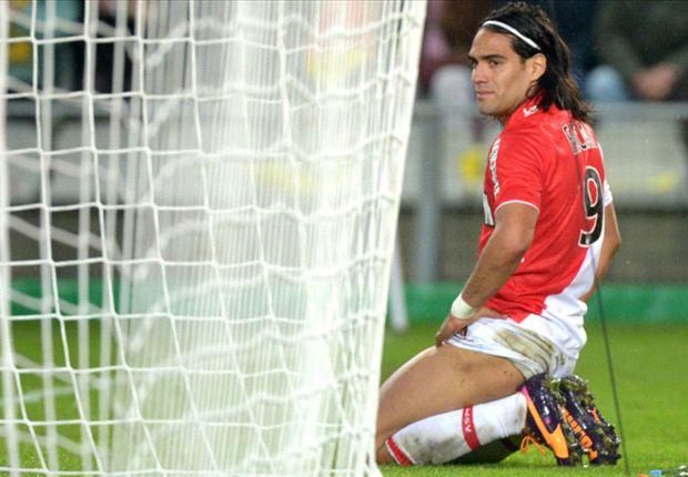 Monaco ligue 1: Fin de saison pour Falcao - coup dur pour l'ASM