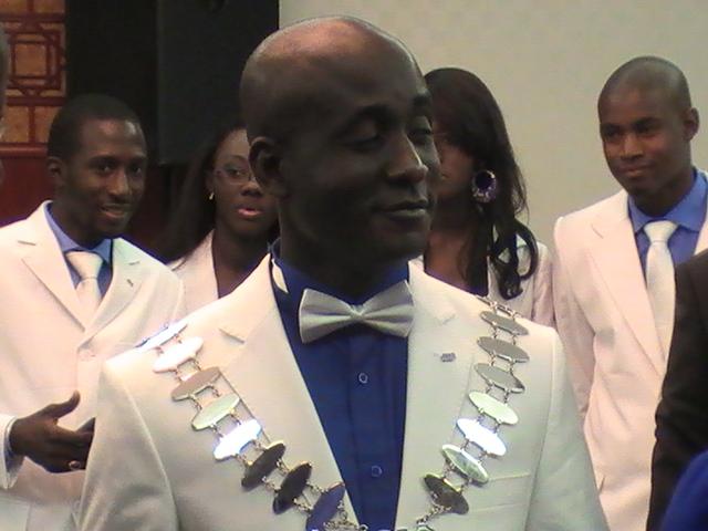 Vidéos-La Jeune Chambre Internationale de  Dakar marque le lancement officiel de ses activités