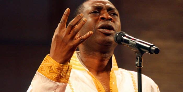 RCA: Youssou Ndour chante pour la paix