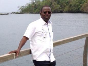 André Nzapayéké à Brazzaville (République du Congo). Compte Facebook officiel de M. Nzapayéké