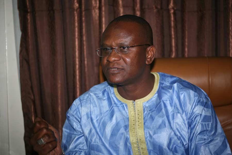 Mairie de Guédiawaye: Lat Diop de la coalition Macky 2012 défie Aliou Sall