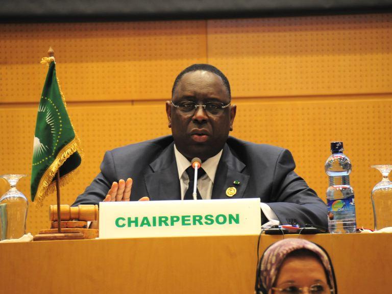 Addis Abeba: Macky Sall impose sa vision de l'économie et de la croissance au 22ème sommet de l'UA