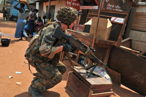 Centrafrique: des Séléka provoquent la panique à Sibut