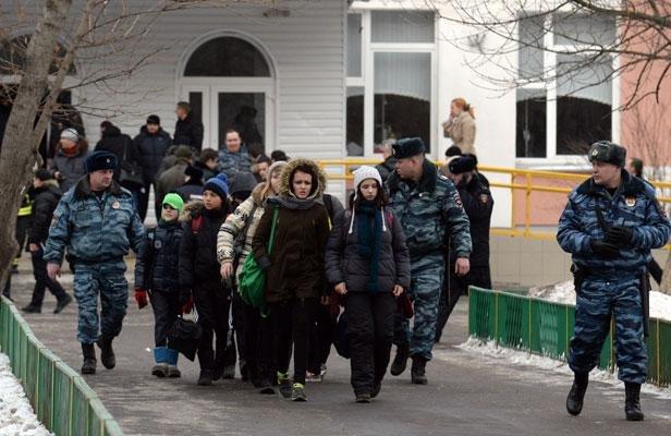 Fusillade à Moscou: Le lycéen armé neutralisé, deux personnes tuées