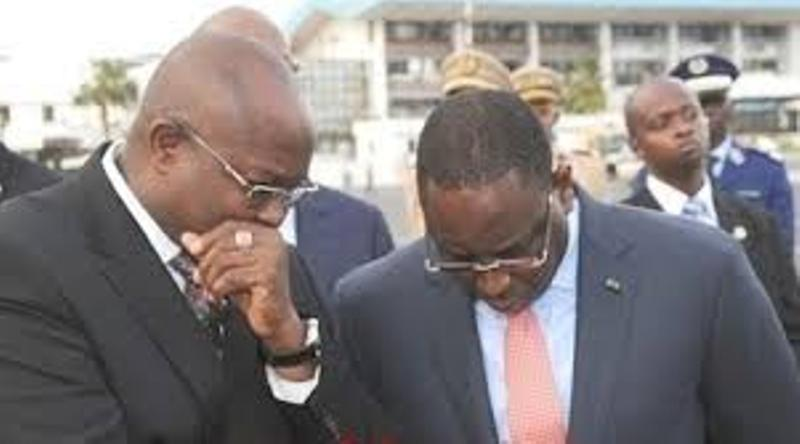 Retrouvailles émouvantes: la mort réconcilie Macky Sall et ABC