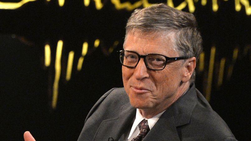Microsoft : Bill Gates tire sa révérence