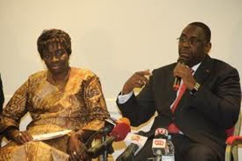 Annoncé en conflit avec la première ministre: le président Sall parle