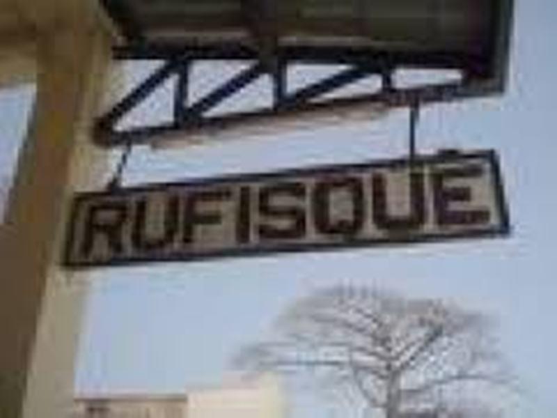 Du feu à l'ancienne gare de Rufisque : 3 millions partent en fumée