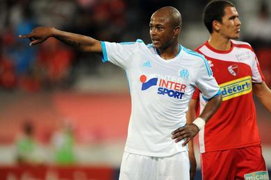 France - Ligue 1 OM:  Ayew est de retour