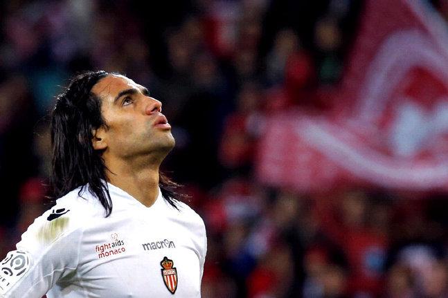 France Ligue 1: Falcao gagne plus qu'Ibrahimovic