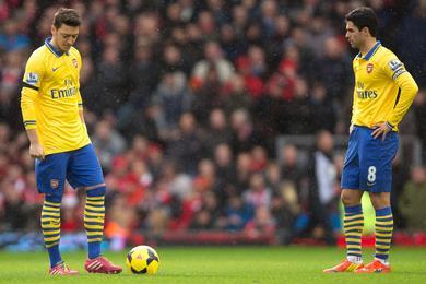 Angleterre : humilié par Liverpool, Arsenal retombe dans ses travers !