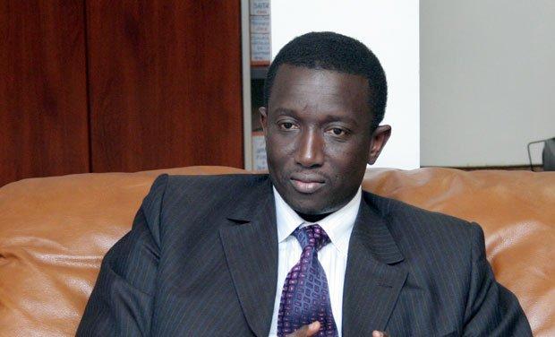 le ministre de l'Economie et des Finances, Amadou Bâ