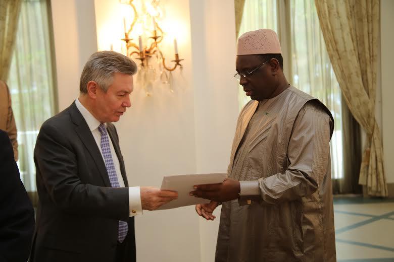 Macky Sall renégocie les APE avec l'UE
