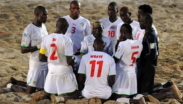 Beach Soccer : le Sénégal domine l'Afrique