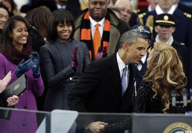 """US """"love affaire"""" entre Barack Obama et Beyoncé?: De folles révélations sur la liaison"""