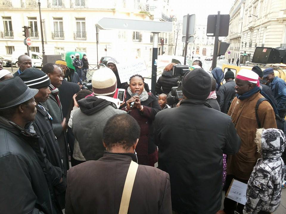 Insécurité dans la région Kédougou : Les  ressortissants battent le macadam à Paris