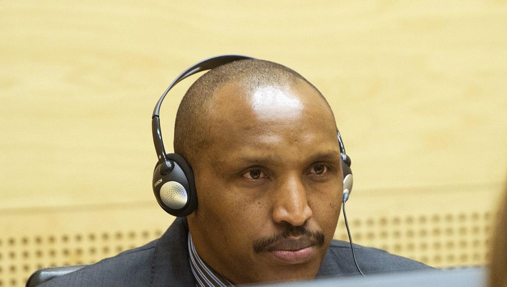 Bosco Ntaganda, ce lundi 10 février à La Haye.