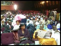 Les jeunes de la LD cherchent une perspective pour le « Sénégal 2014 »