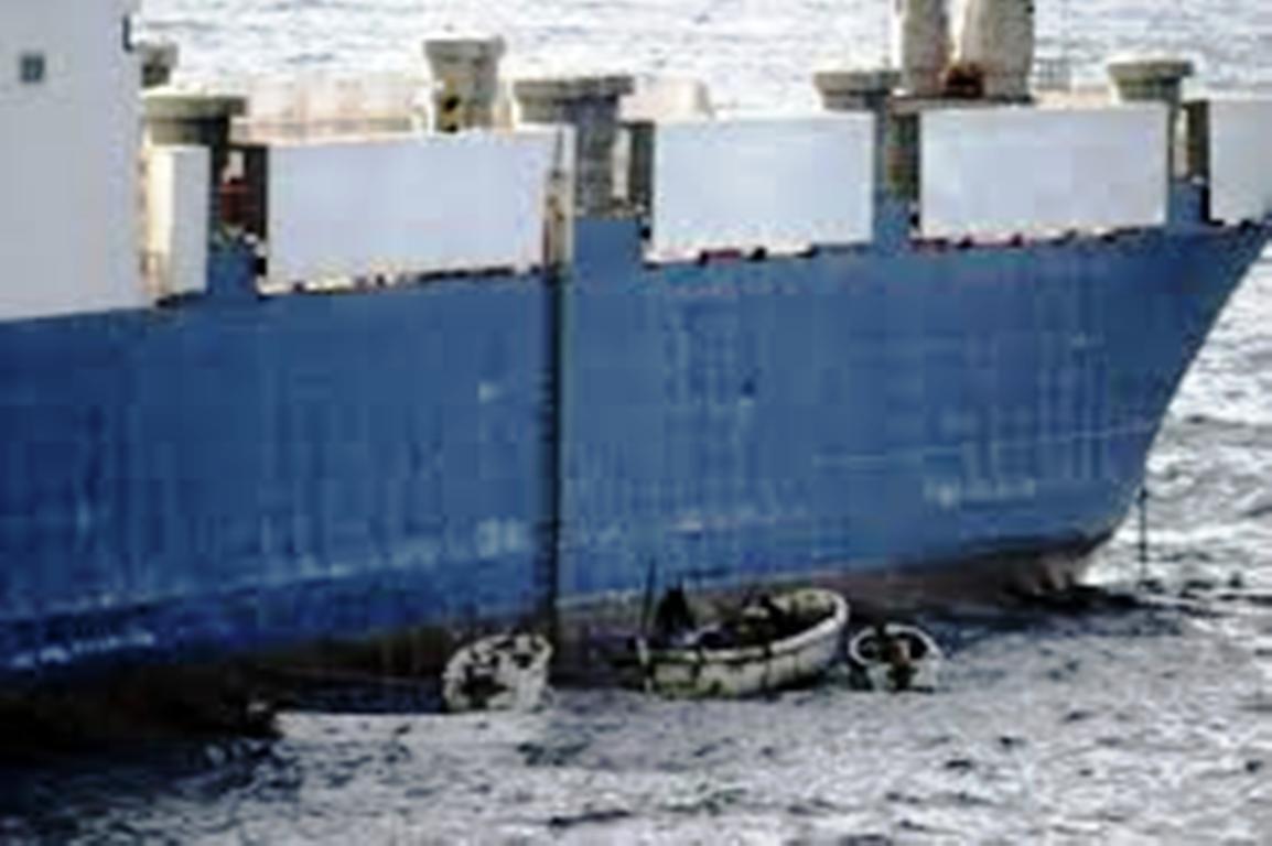 Dernière minute:Un bateau «pirate» ukrainien capturé dans nos eaux