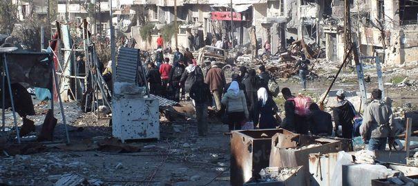 Syrie: le cri d'alarme de la responsable des opérations humanitaires de l'ONU