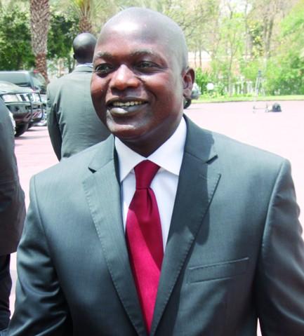 Omar Gueye, ministre Tourisme et Transports Aériens