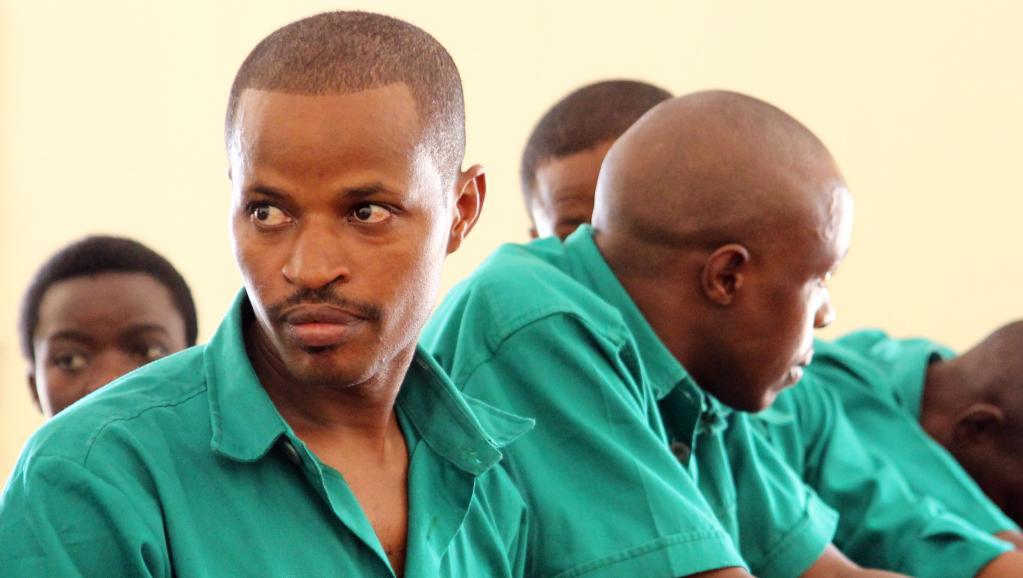 «Procès de la terreur» à Kigali: le film des aveux de Mutabazi diffusé