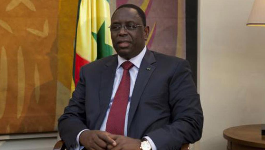 Le chef de l'Etat sénégalais, Macky Sall.