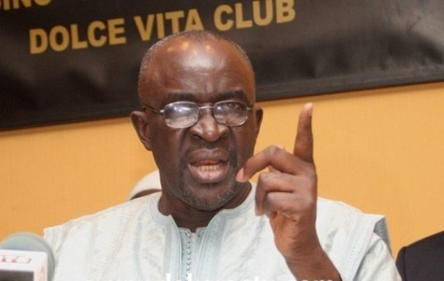 Réforme des institutions:Moustapha Cissé Lô flingue  la proposition de Amadou Makhtar Mbow