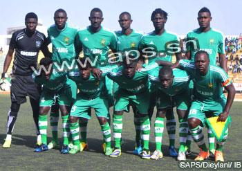 Comme Diambars en ligue des champions, le Jaraaf aussi éliminé en Coupe de la CAF