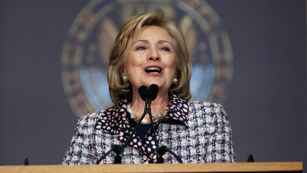 Hillary Clinton a dirigé pendant les quatre années du premier mandat de Barack Obama la diplomatie américaine.