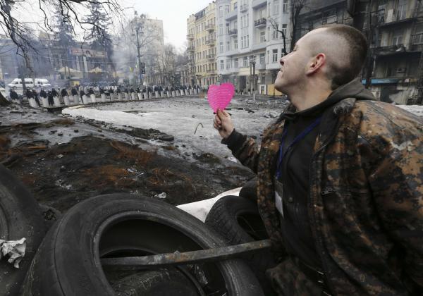 L'opposition ukrainienne évacue la mairie de Kiev