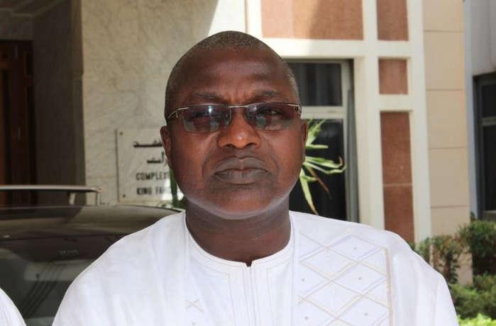 Le ministre Omar Gueye