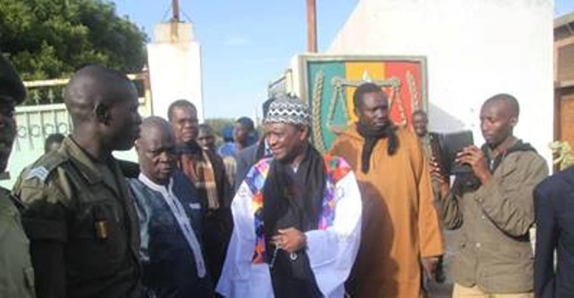 """Kara vote Karim: """"Il saura prendre en charge les préoccupations des Sénégalais"""""""