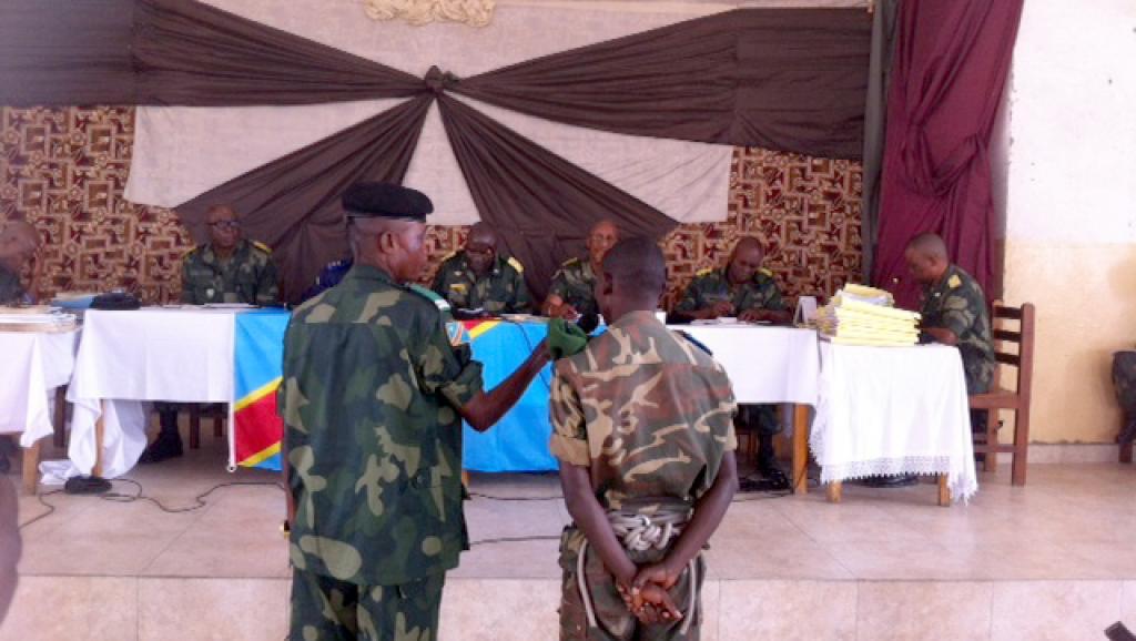 RDC: fin des auditions des victimes dans le procès Minova