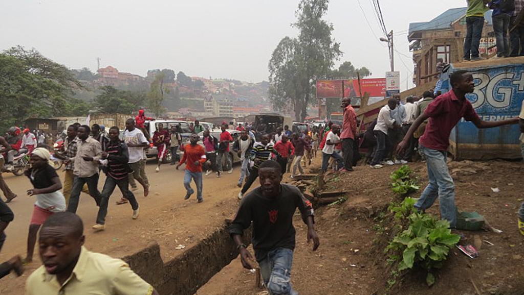 RDC: la police disperse violemment les partisans de l'opposant Kamerhe