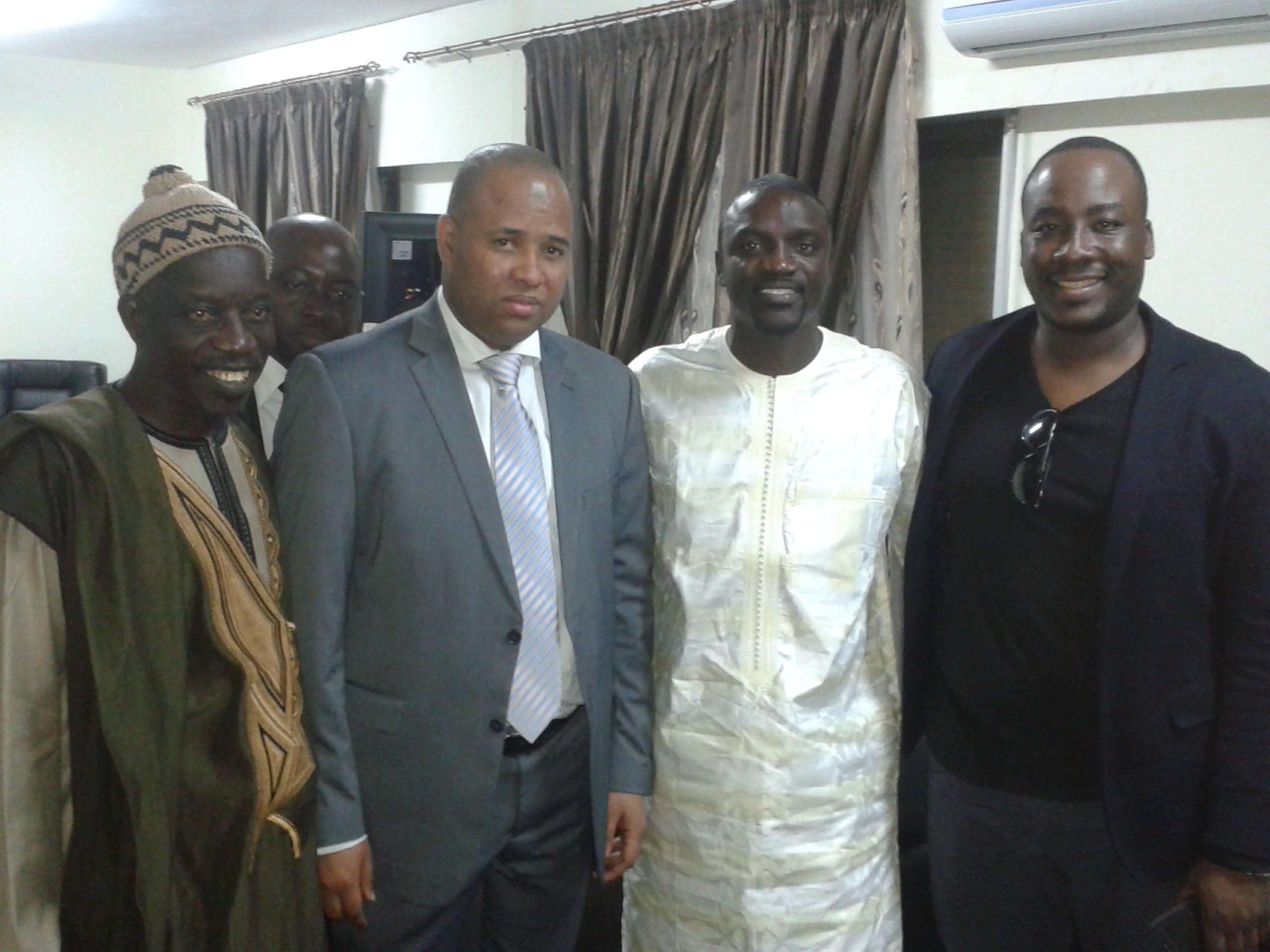 Sénégal émergent : AKon opte pour l'électrification rurale