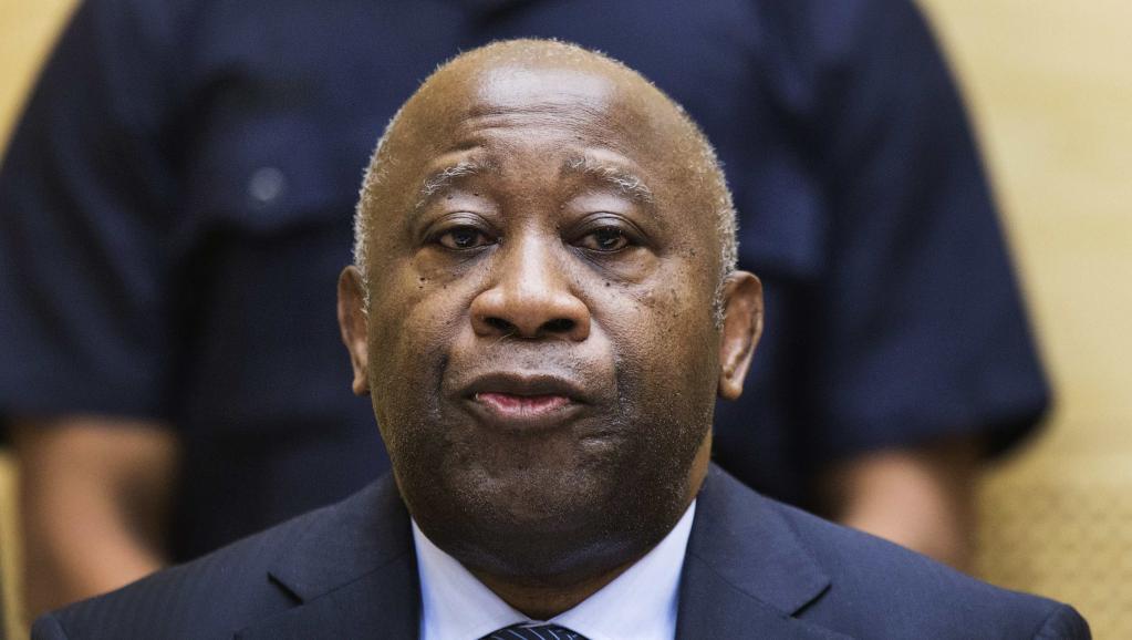 L'ancien président ivoirien Laurent Gbagbo, le 19 février 2013, à La Haye. Reuters / Kooren