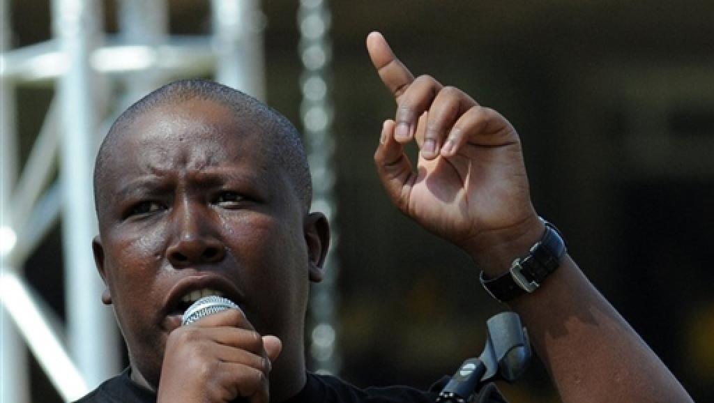 Pour combler les inégalités, Julius Malema entend notamment offrir un salaire décent à tous et particulièrement aux mineurs sud-africains, qui sont en grève depuis un mois.