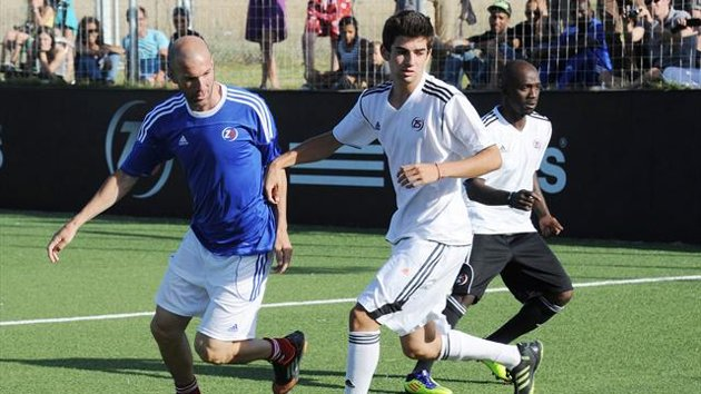 Football - Enzo, un Zidane de retour en Bleu