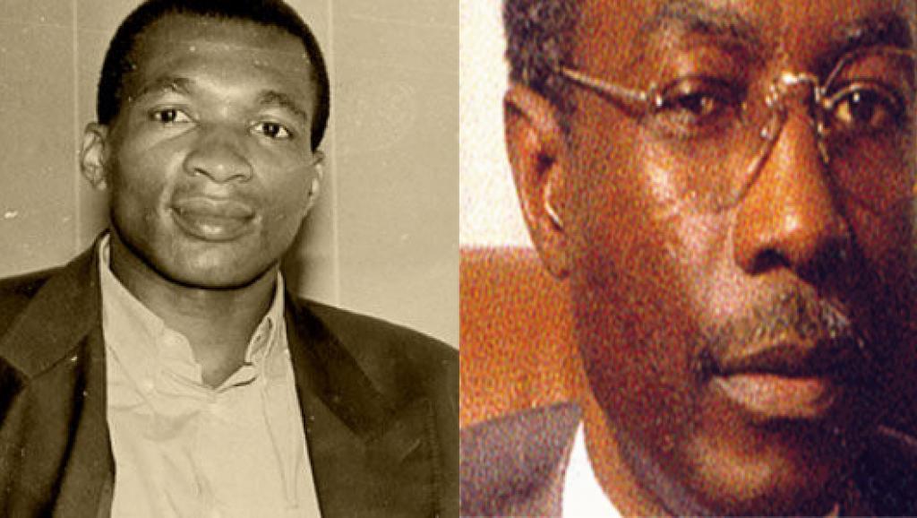 Michel Thierry Atangana et Titus Edzoa.