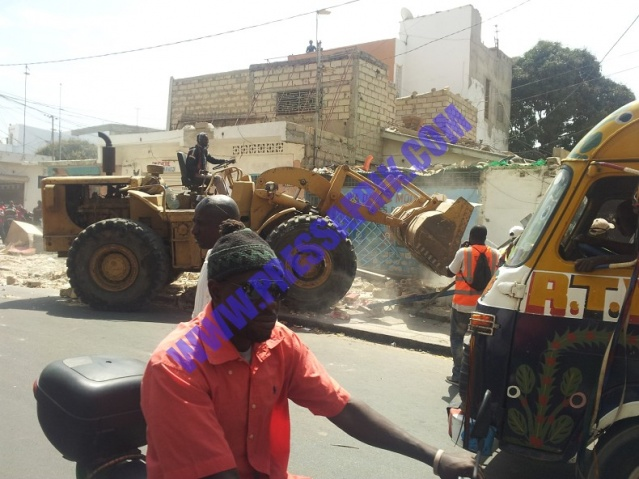 Mbao-Chaude matinée à la gare routière: déguerpis, les maliens chargent l'Etat sénégalais