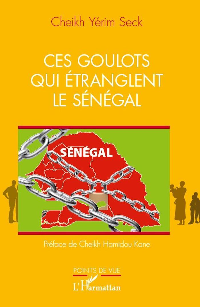 Nouveau livre de Cheikh Yérim Seck : « Ces goulots qui étranglent le Sénégal »